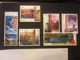 E211 Hong Kong Collection - Ongebruikt