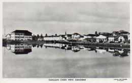 85Ct   Tanzanie Zanzibar Darajani Creek View - Tanzania