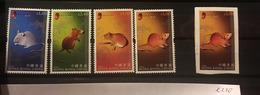 E220 Hong Kong Collection - 1997-... Speciale Bestuurlijke Regio Van China