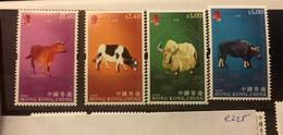 E225 Hong Kong Collection - 1997-... Speciale Bestuurlijke Regio Van China