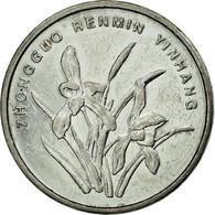 Monnaie, CHINA, PEOPLE'S REPUBLIC, Jiao, 2011, TTB, Stainless Steel, KM:1210b - China