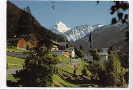 Gaschurn Im Montafon, 979 M, Gegen Vallula 2813, Vorarlberg, Austria, Used Postcard [22329] - Gaschurn
