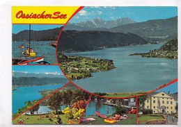 Ossiacher See, Austria, 1988 Used Postcard [22330] - Ossiachersee-Orte