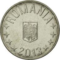 Monnaie, Roumanie, 10 Bani, 2013, TTB, Nickel Plated Steel - Roumanie