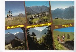 Neukirchen Am Grossvenediger, Salzburger Land, Austria, 1987 Used Postcard [22331] - Neukirchen Am Grossvenediger