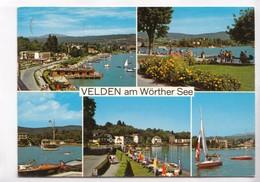 VELDEN Am Worther See, Austria, Used Postcard [22332] - Velden