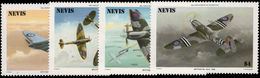 Nevis 1986 Spitfire Unmounted Mint. - St.Kitts And Nevis ( 1983-...)
