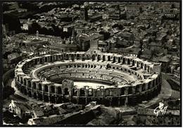 Arles  -  Vue Aerienne  -  Les Arenes  -  Ansichtskarte  Ca.1970    (9299) - Arles