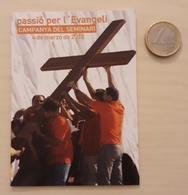 PASIÓN POR EL EVANGELIO. CAMPAÑA DEL SEMINARIO. - Imágenes Religiosas