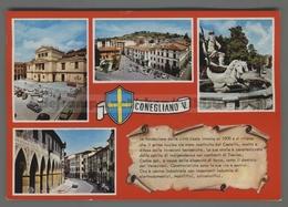 V7263 CONEGLIANO VENETO VEDUTE VG (m) - Italie