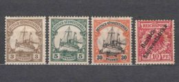 Germany Colonies South West Africa, Sudwestafrica, Lot Mint Hinged (green Stamp Never Hinged) - Colony: German South West Africa