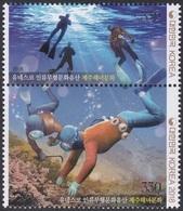 South Korea 2018 UNESCO Intangible Cultural Heritage, World Heritage Site, Jeju Haenyeo (Woman Diver) - Corée Du Sud