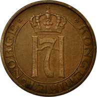 Monnaie, Norvège, Haakon VII, 5 Öre, 1930, Kongsberg, TTB, Bronze, KM:368 - Norvège
