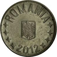 Monnaie, Roumanie, 10 Bani, 2012, Bucharest, TTB, Nickel Plated Steel, KM:191 - Roumanie