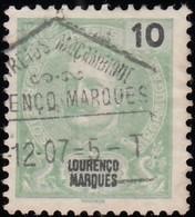 LOURENCO MARQUES - Scott #32 King Carlos / Used Stamp - Lourenco Marques