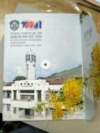 Malaysia 2018 China  Chinese Jit Sin School Centenary Folder Rare - Malaysia (1964-...)