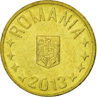 Monnaie, Roumanie, Ban, 2013, TTB, Brass Plated Steel, KM:189 - Roumanie
