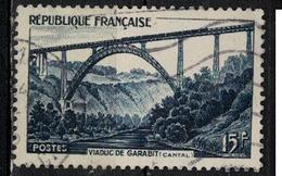 FRANCE      N° YVERT  :     928  ( 2 )     OBLITERE - Used Stamps