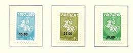 BELARUS-BIELORUSSIE 1994 COURANTS-ARMOIRIES  YVERT N°42/44 NEUF MNH** - Belarus