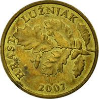 Monnaie, Croatie, 5 Lipa, 2007, TTB, Brass Plated Steel, KM:5 - Croatie