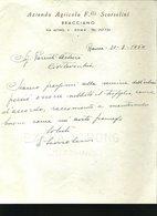 183 BRACCIANO 1950 , AZIENDA AGRICOLA F.lli SCORSOLINI - Italia