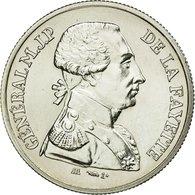 France, Médaille, Révolution Française, Marquis De La Fayette, 1981, FDC - Andere