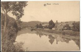Hony - L'Ourthe.1938 - Esneux