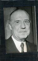 HENRI  HOPPENOT  Diplomate  Membre Du Jury Au Procés  CHALLE  Et ZELLER  En 1961 - Geïdentificeerde Personen