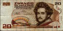 ZWANZIG SCHILLING 20  1985 - Autriche