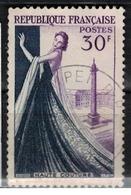 FRANCE      N° YVERT  :     941    ( 8 )    OBLITERE - Used Stamps