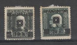 10138 - 24 TP Surchargés - Bosnie-Herzegovine