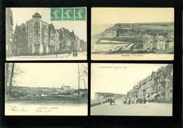 Lot De 20 Cartes Postales De France  Somme       Lot Van 20 Postkaarten Van Frankrijk ( 80 )  - 20 Scans - Cartes Postales