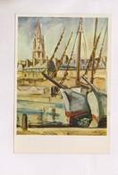 CPM FRIESZ, LE PORT DE ST MALO - Peintures & Tableaux