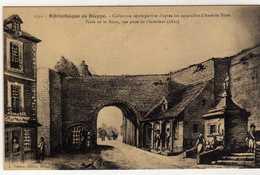 Dieppe Bibliotheque Porte De La Barre - Dieppe