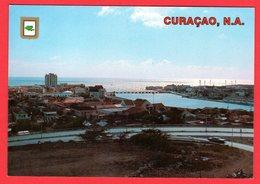 CPSM. - Mer Des Caraibes. Curaçao N.D. - Cartes Postales