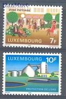 Luxembourg 1984 Mi 1095-1096 MNH ( ZE3 LXB1095-1096 ) - Architecture