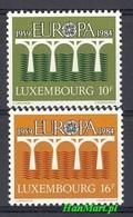 Luxembourg 1984 Mi 1098-1099 MNH ( ZE3 LXB1098-1099 ) - Luxembourg