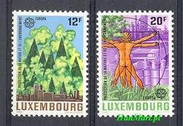Luxembourg 1986 Mi 1151-1152 MNH ( ZE3 LXB1151-1152 ) - Luxembourg