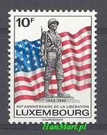 Luxembourg 1984 Mi 1111 MNH ( ZE3 LXB1111 ) - Militaria