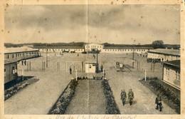 Militaria - Vue De L'entrée Du Camp De Prisonnier - Stalag Fallingbostel - Guerre 1939-45