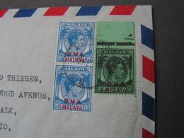 BMA Cv. - Malaya (British Military Administration)