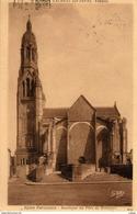 SAINT LAURENT SUR SEVRE    Eglise Paroissiale   Basilique Du Père De Montfort  Carte écrite En 1938  2 Scans  TBE - France