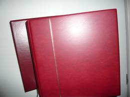 ALBUM SAFE + ETUI + FEUILLES SAFE DUAL BELGIQUE 1980/90 - Collections (sans Albums)