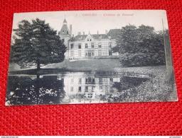 OBOURG   -  MONS  -  Château De Beauval - Mons