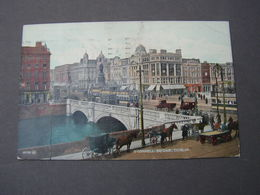 Dublin Card 1924  Bug Ecke - Dublin