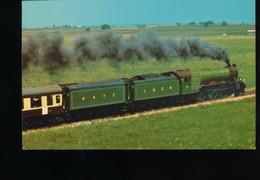 Flying Scotsman - Trains