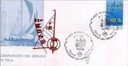 ITALIA - 1988 CAMPIONATO DEL MONDO DI VELA - Vela