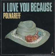 Disque 45 Tours MICHEL POLNAREFF - Année 1973 - Disco & Pop