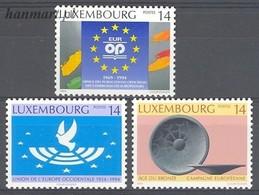 Luxembourg 1994 Mi 1346-1348 MNH ( ZE3 LXB1346-1348 ) - Luxembourg