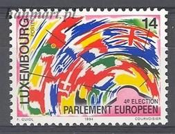 Luxembourg 1994 Mi 1345 MNH ( ZE3 LXB1345 ) - Institutions Européennes